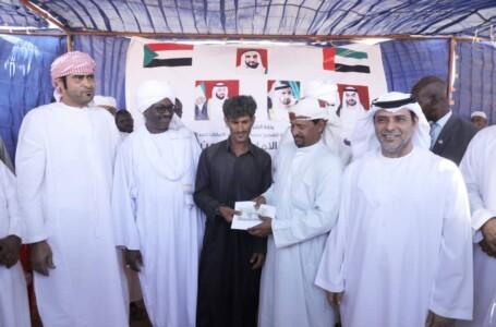 إشادة سودانية بالدعم الذي تقدمه الإمارات لسباق الهجن بالبلاد