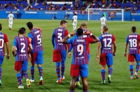 """برشلونة يحرز """"أول كأس"""" بعد رحيل ميسي"""