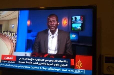 تمبور يستنكر وصف حمدوك وحكومته بالضعف